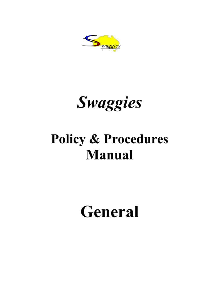 pep policy and procedures manual