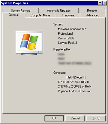 manually install drivers windows xp