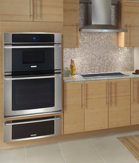 electrolux double wall oven manual