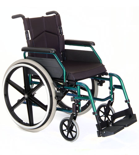 quickie 2 wheelchair parts manual