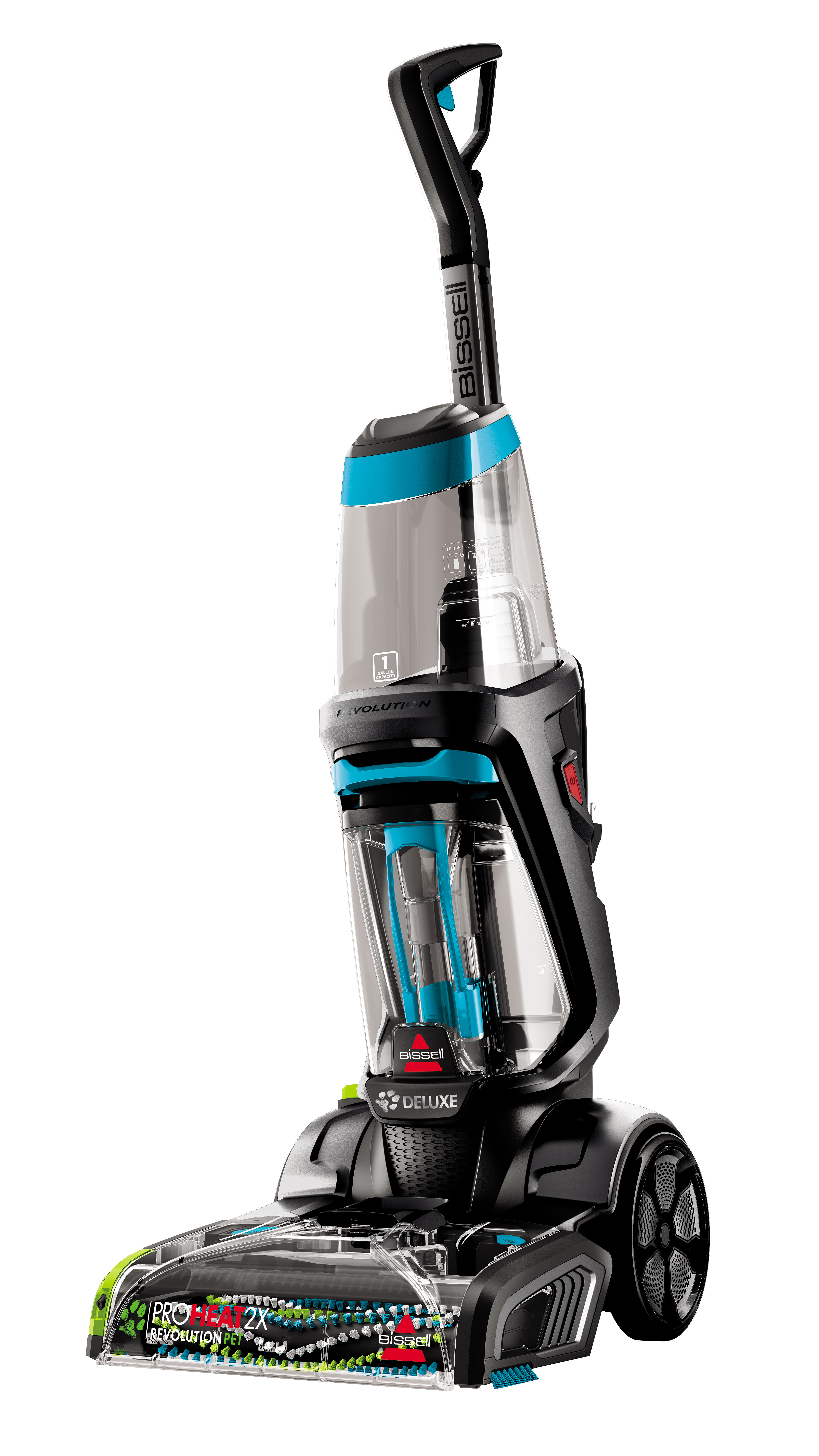 bissell proheat 2x professional carpet cleaner manual