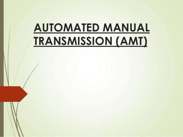 how to use manual transmission
