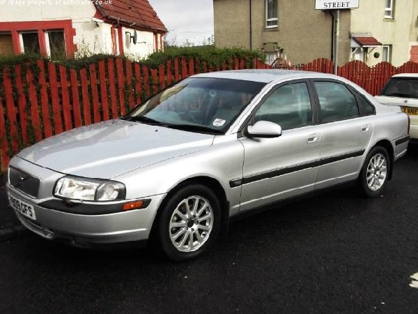volvo s40 owners manual 2001