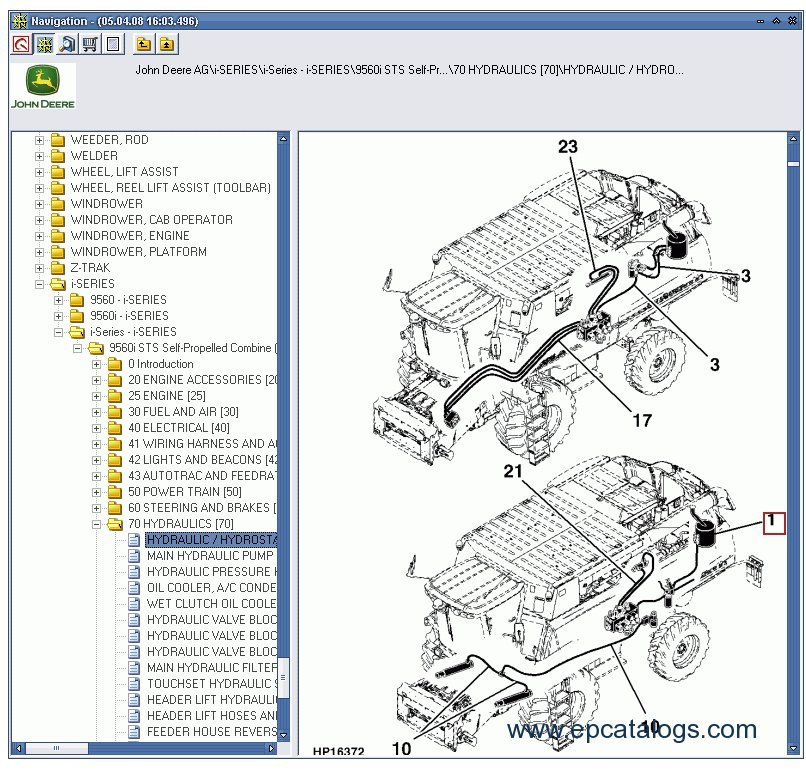 john deere gator parts manual pdf