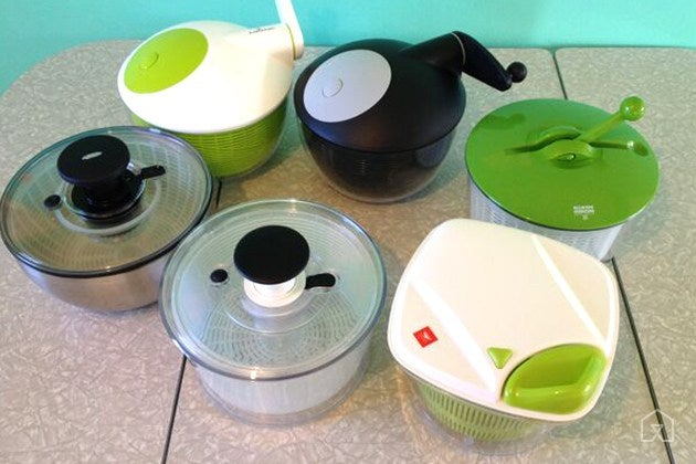 oxo salad spinner instruction manual
