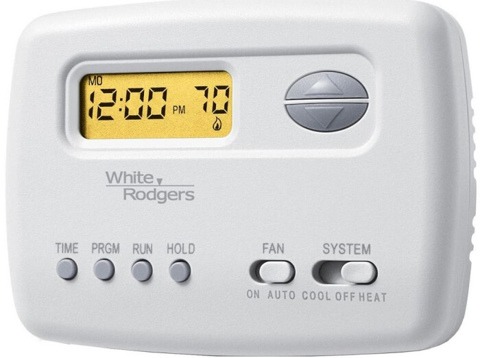 white rodgers model 1f78 manual