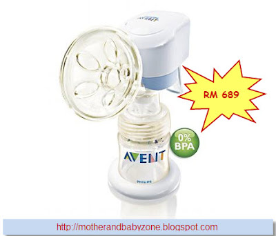 philips avent manual breast pump spare parts