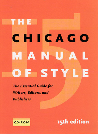 chicago manual of style ebook