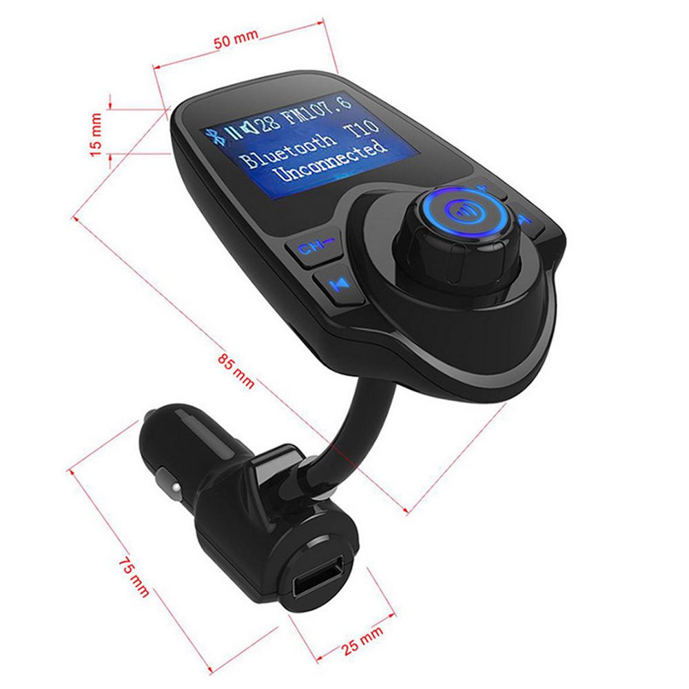 car mp3 fm transmitter manual