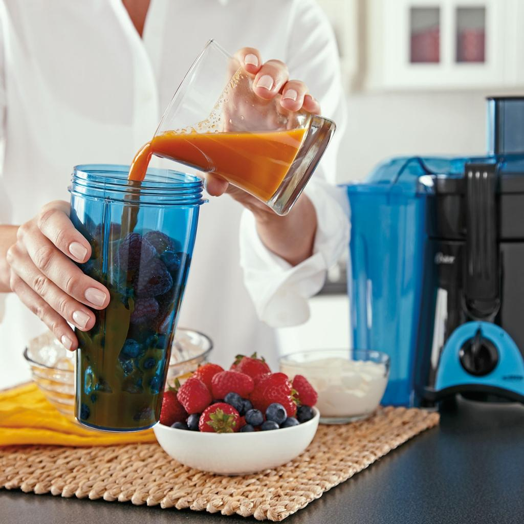 oster juice and blend 2 go manual