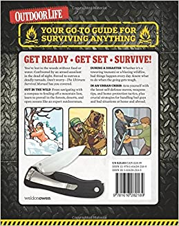 the ultimate survival manual canadian edition